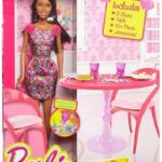 barbie-african-american-doll-and-dining-room-set