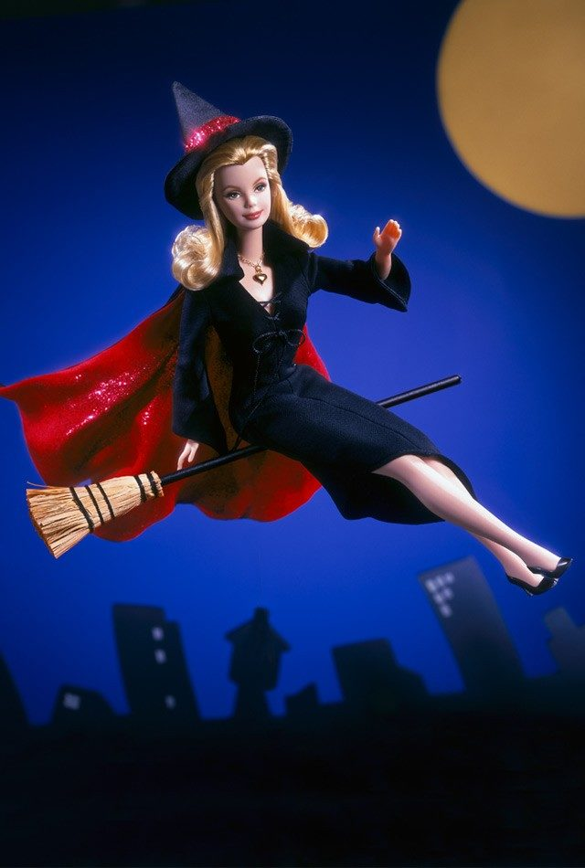 barbie-as-samantha-from-bewitched