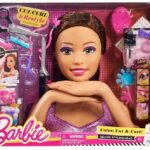 barbie-color-cut-and-curl-styling-head-brunette