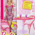 barbie-doll-and-dining-room-set