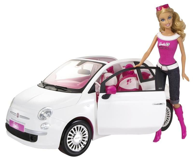 barbie-doll-and-fiat-vehicle