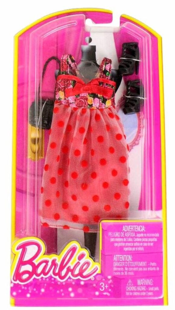 barbie-dress-up-rose-and-polka-dot-dress-with-fashion-accessories