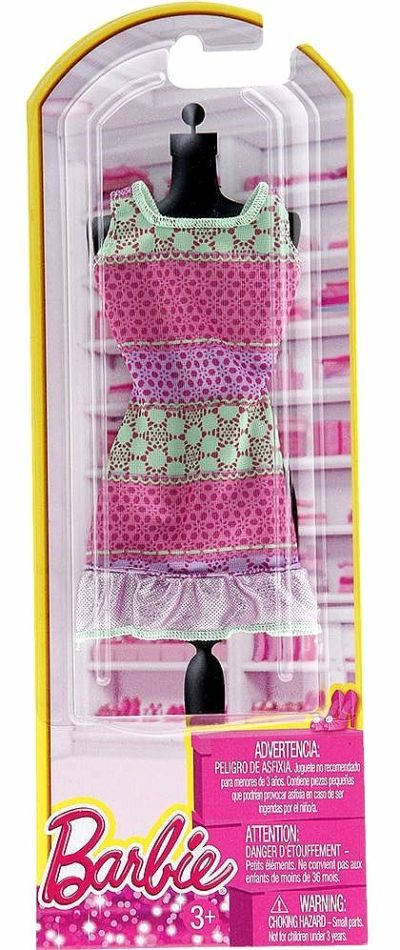 barbie-fashionistas-outfit-prints-pink-and-green