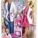 barbie-i-can-be-doctors-barbie-and-ken-dolls