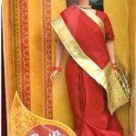 barbie-in-india-red-gold