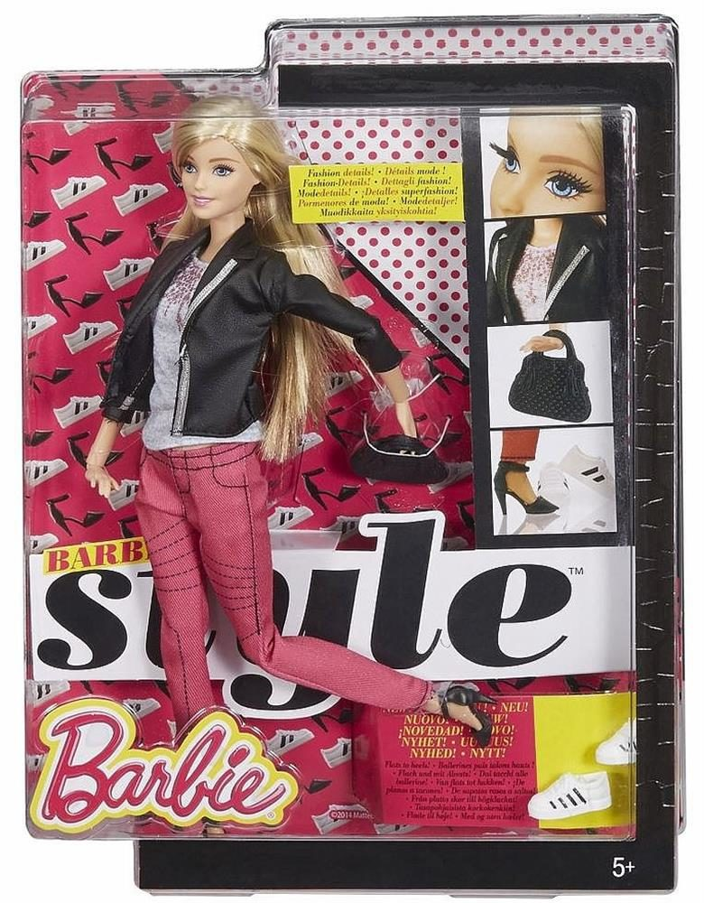 barbie-style-doll-black-and-silver-jacket