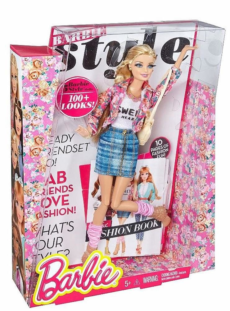 barbie-style-doll