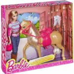 barbie-tawny-horse-and-doll-set