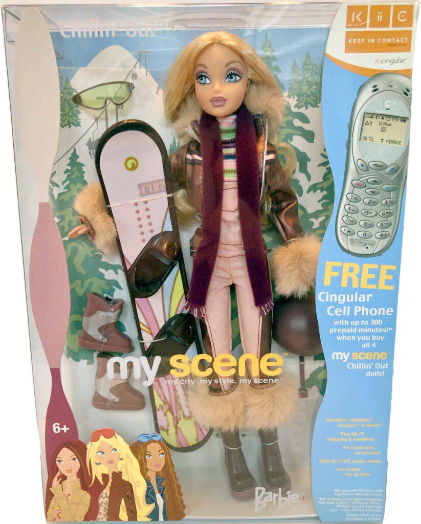 My Scene Chillin' Out Barbie